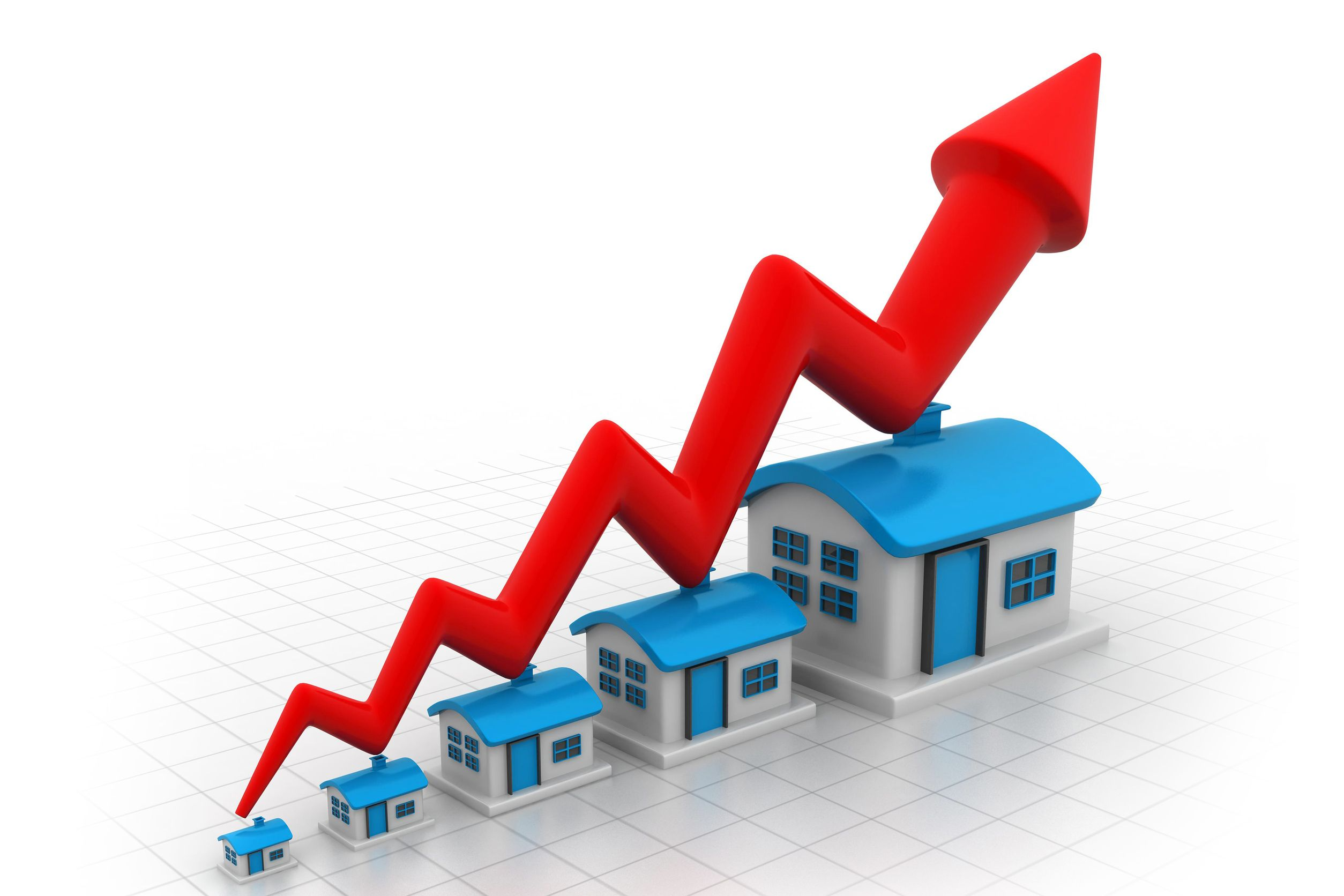 rising property prices and rents | investors contribute to 1/3 of