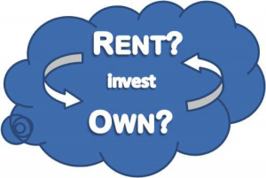 rent or own to invest