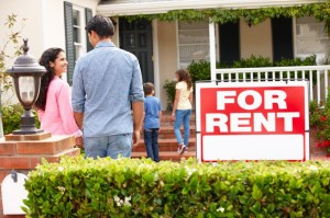 family of renters