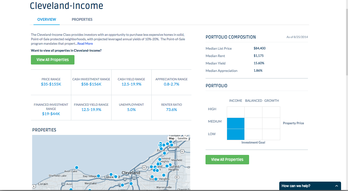 HomeUnion_Cleveland_Income_Portfolio