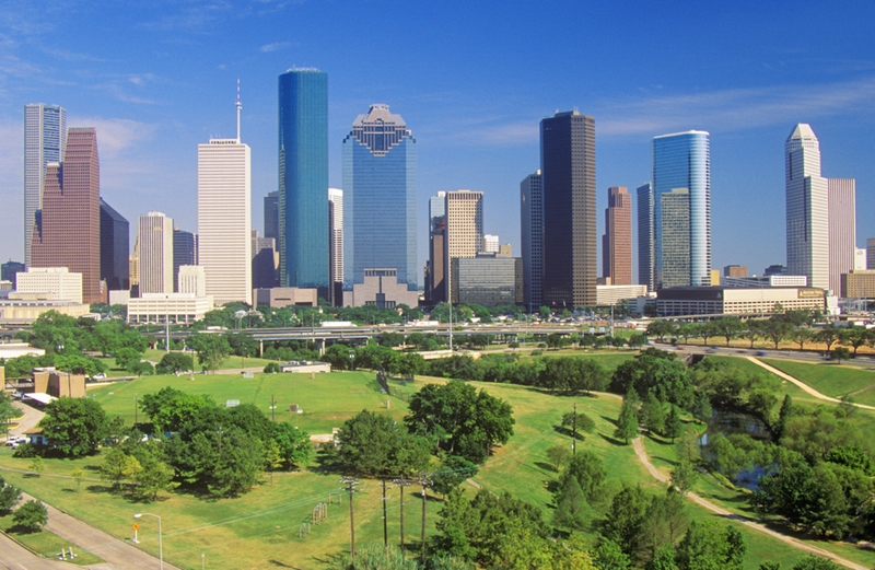 Several industries drive the Houston economy.