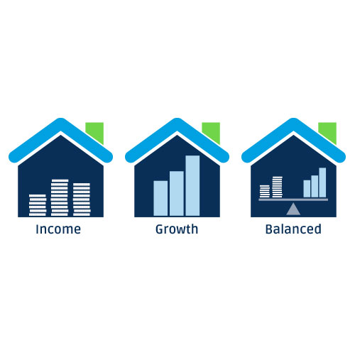 HomeUnion® Categorizes Single Family Investment Properties as  Income, Growth or Balanced
