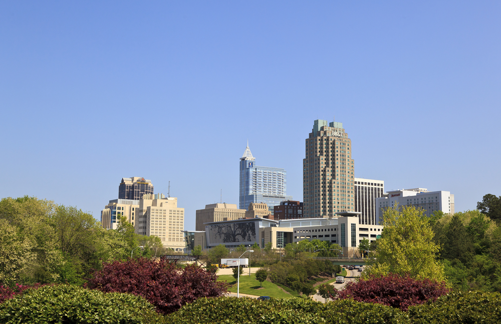 Research Triangle Demand in Raleigh