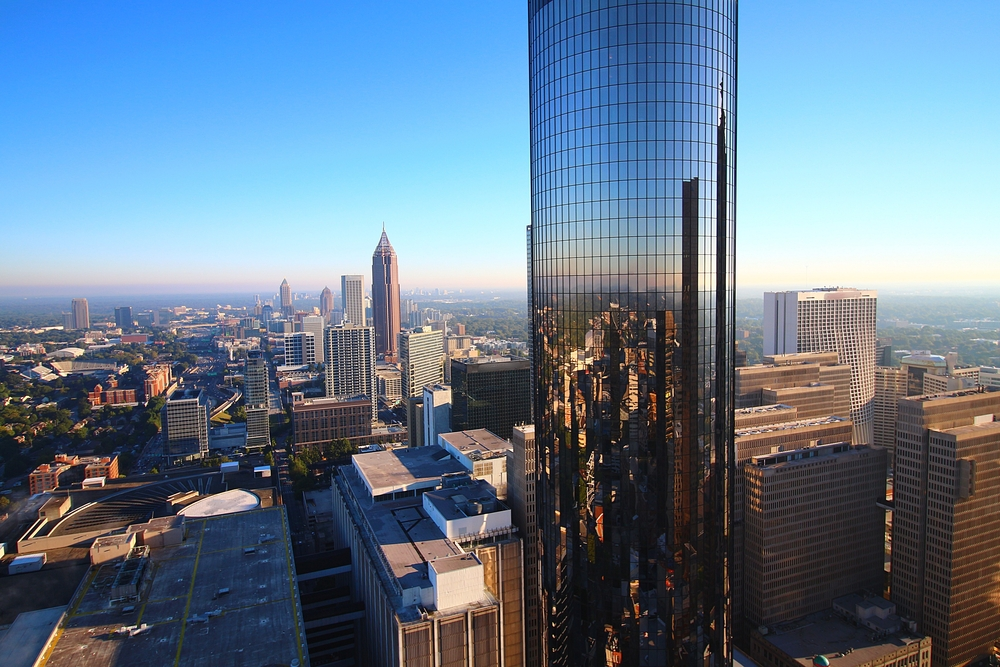Corporate Relocations in Atlanta Drive Demand