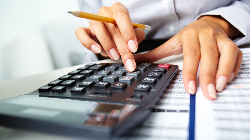 calculating cost of expenses